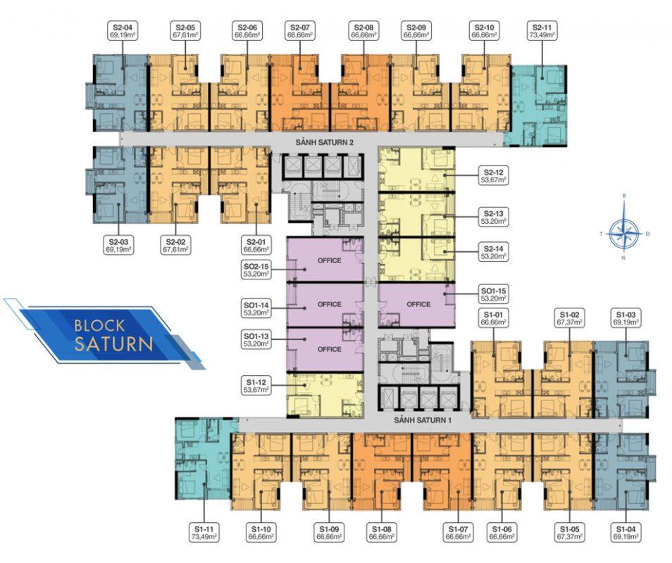 saturn tang5